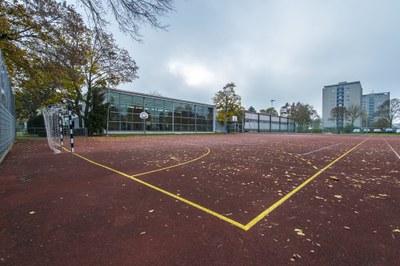 Beunden Schulhaus, Sportplatz